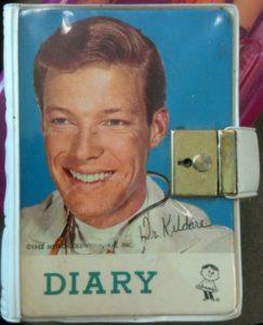 Dr. Kildare diary