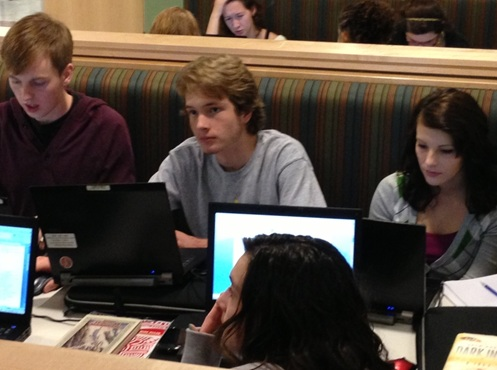 College Readiness in a New Tech HS