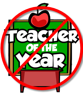 Should we get rid of Teacher of the Year awards?