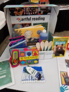 Artful Reading Kindergarten kit, Blueberries for Sal